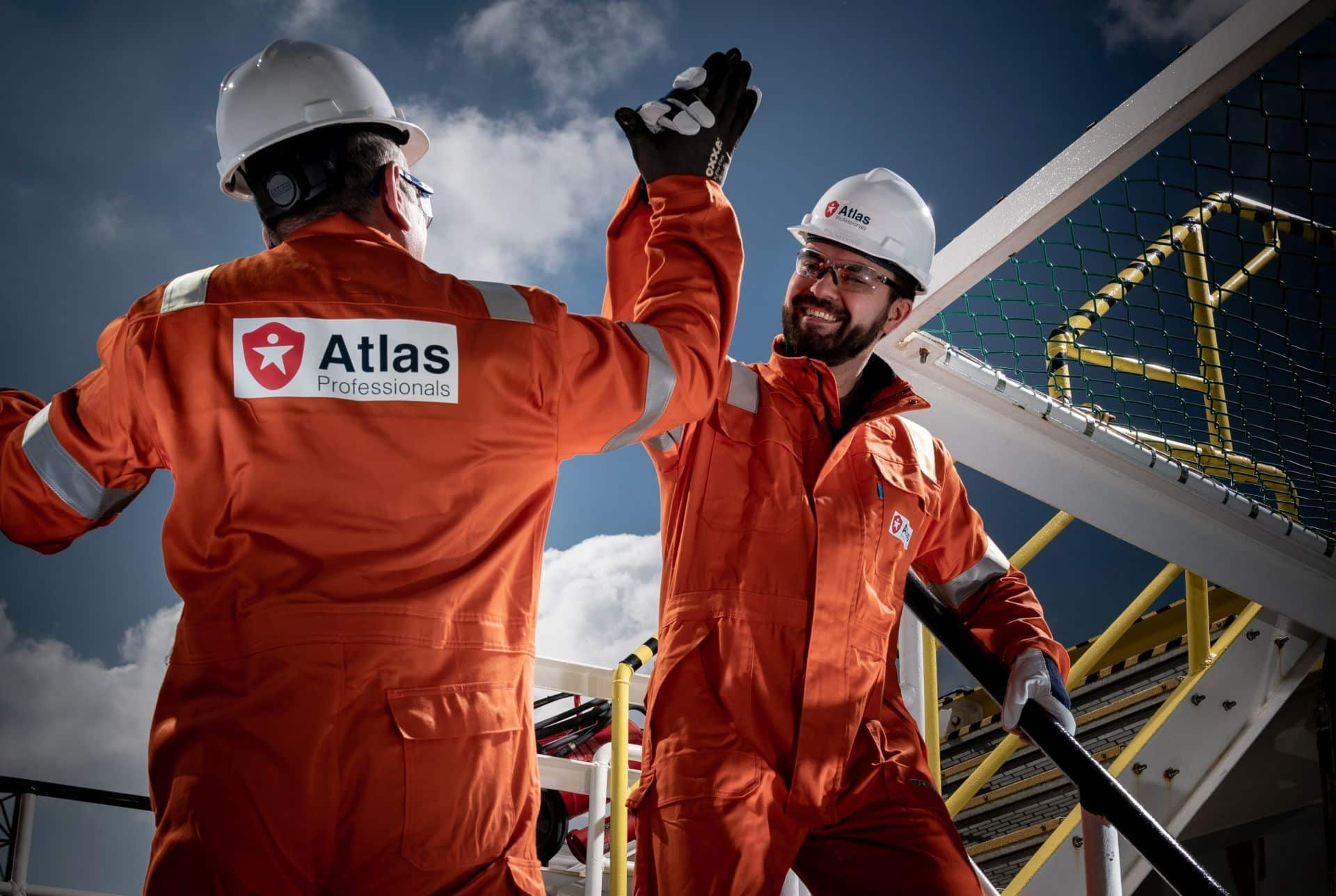 atlas, vagas, offshore, eletricista, mecânico