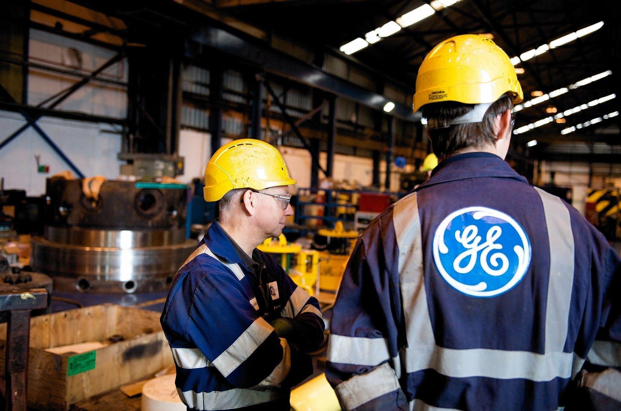 Vagas de ensino médio e superior para trabalhar em fábrica da multinacional General Eletric - GE