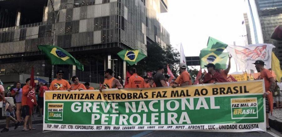 Petrobras receberá dos Sindicatos 2,47 milhões de reais em multas referente a greve dos petroleiros que durou 20 dias
