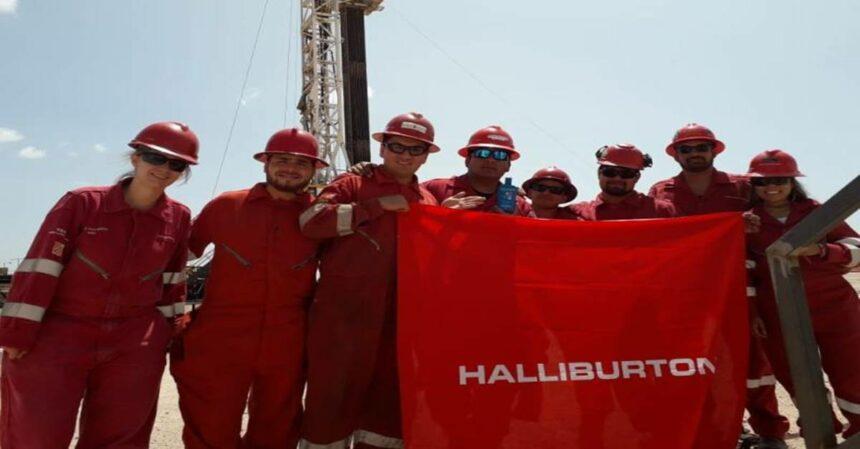 Não importa sua Engenharia de formação, Halliburton inicou no dia 25 vagas de emprego para profissionais sem experiência e recém formados para Macaé e Rio
