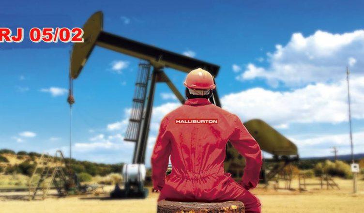 Técnicos em Química do Rio de Janeiro são convocados HOJE pela gigante do petróleo Hallibuton