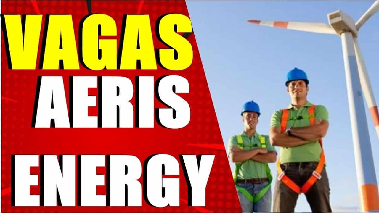 Aerys energi vagas de emprego