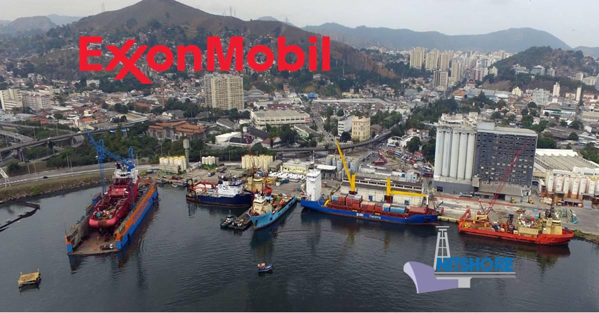 Niterói deixando seu marco como uns dos maiores apoiadores do Offshore! Nitshore vence concorrência promovida pela petroleira ExxonMobil.