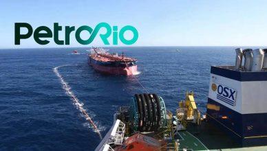 PetroRio compra FPSO OSX-3 da petroleira OGX e 80% do campo de petróleo Tubarão Martelo na Bacia de Campos
