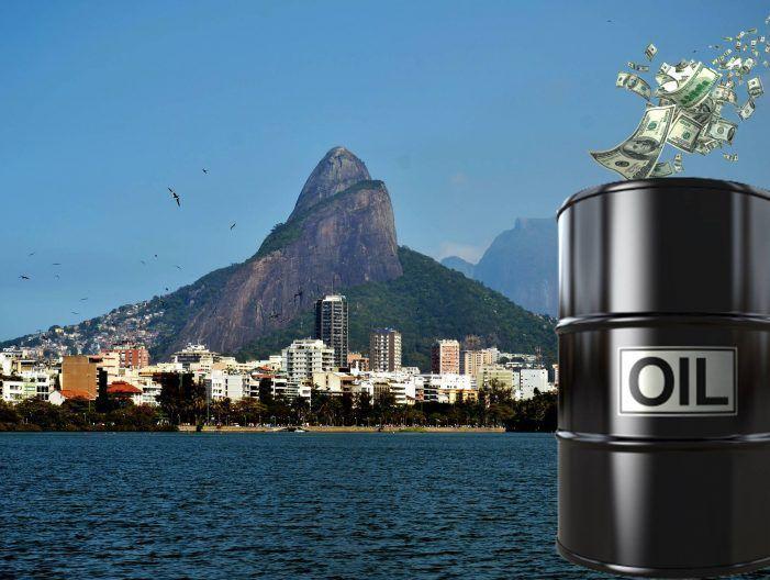 Lucros da Petrobras rende a Macaé R$ 62,30 milhões em royalties de petróleo neste mês de fevereiro
