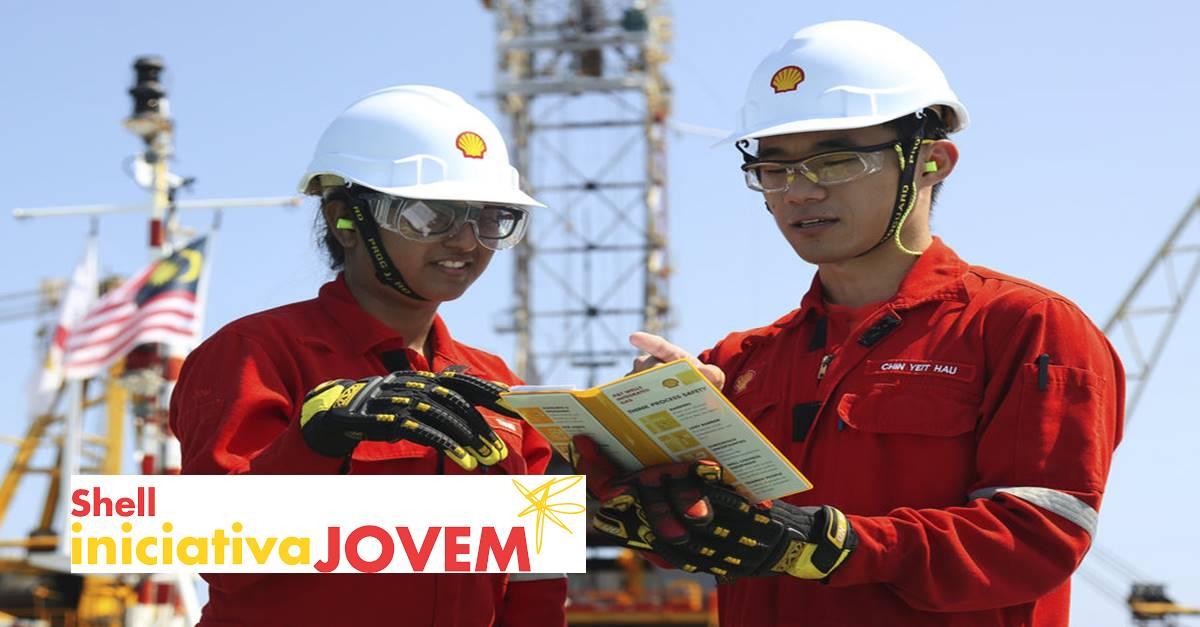 Processo seletivo na poderosa Shell convoca todos jovens profissionais de ensino médio do Rio de Janeiro