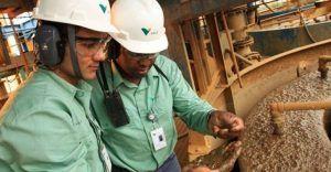 A gigante da mineração Vale está com vagas de emprego abertas em sua unidade Complexo de Tubarão para profissionais de ensino fundamental.