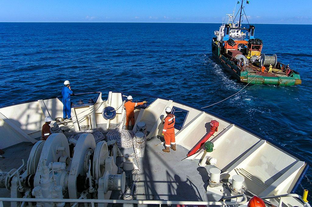 Agência marítima no Rio de Janeiro inicia vagas para Marinheiro de Máquinas, hoje 5 de março