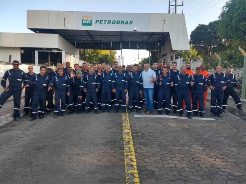 Engevale reforça Petrobras