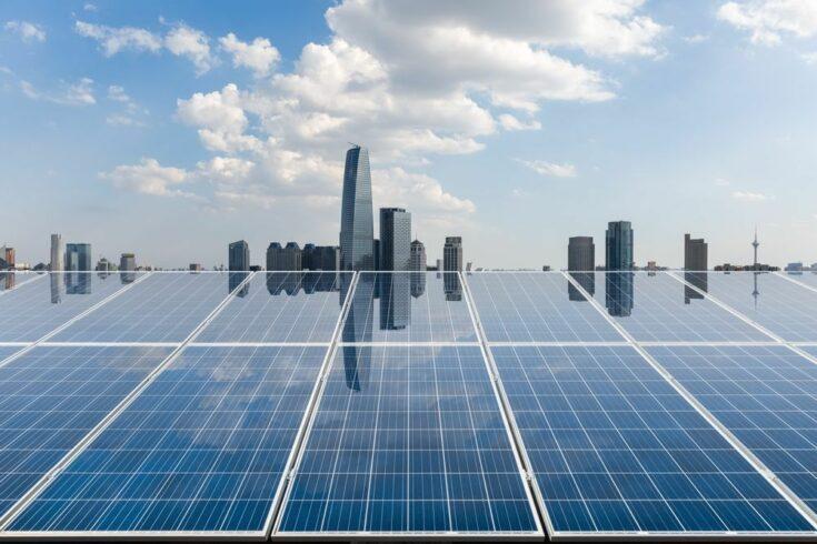 nova usina solar fotovoltaica no território nacional, especificamente no estado de Minas Gerais.