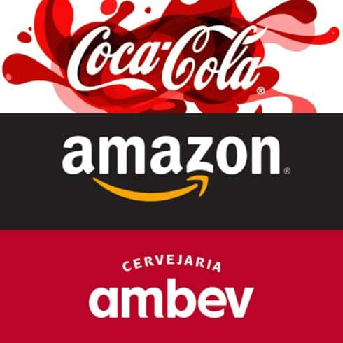 Coca-cola, Ambev, Amazon