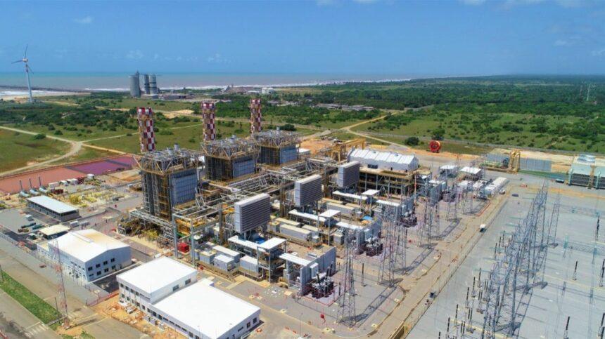 Termelétrica de Sergipe já tem autorização da ANEEL para comercializar energia