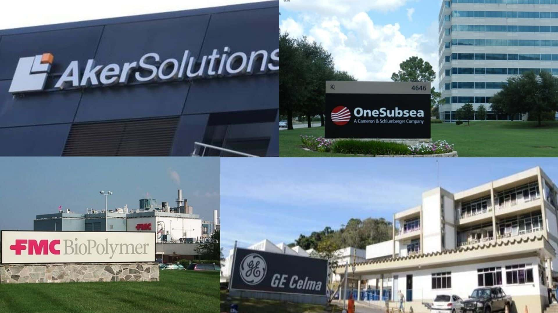 FC Corporarion, AKER SOLUTIONS, GE CELMA, ONESUBUA,