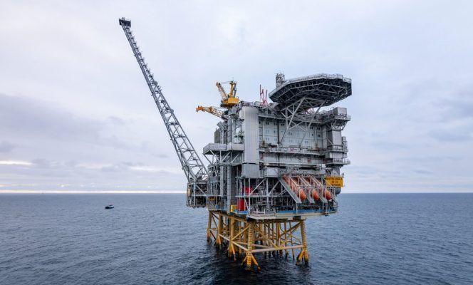 Equinor plataforma de petróleo coronavírus Martin Linge