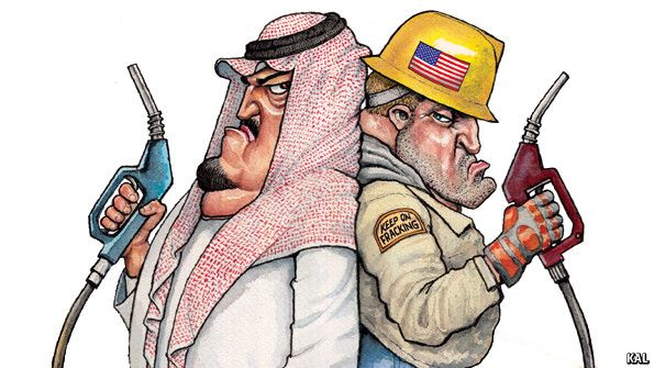Eua Arabia Saudita Petróleo