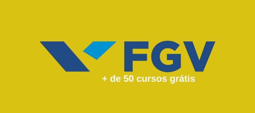 Cursos Online Gratuitos Sao Oferecidos Pela Fgv Fundacao Getulio Vargas