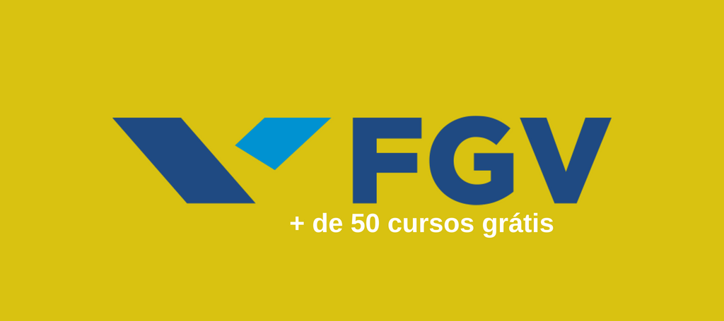 FGV, fundação getúlio vargas, cursos, gratuitos