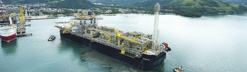 Petrobras estende contrato de manutenção de sondas com a Forship Engenharia