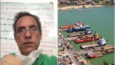 Macaé Petrobras Petróleo Covid-19 Coronavírus