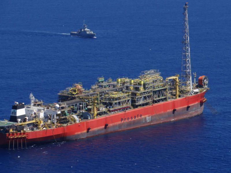 Petrobras FPSO Cidade São Mateus BW Offshore