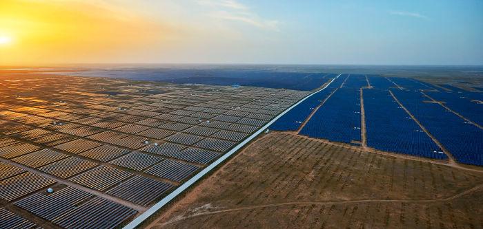 Usina de energia solar em minas gerais