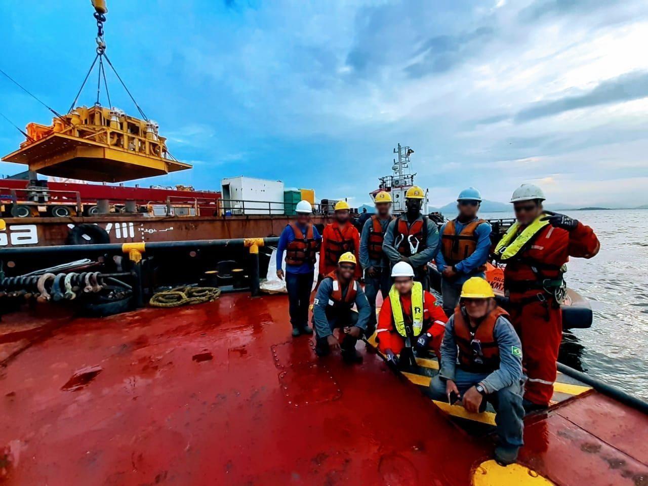Multinacional de Recrutamento e Seleção inicia cadastro de currículo para vagas offshore, hoje 20 de março