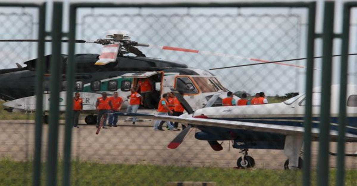 Por suspeita de petroleiro estar infectado pelo coronavirus, aeroporto de Campos cancela voo para plataforma offshore