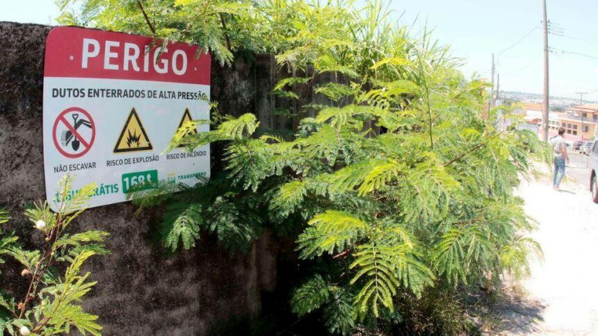 Petrobras descobre túnel de 14 metros para furto de combustível em Campinas