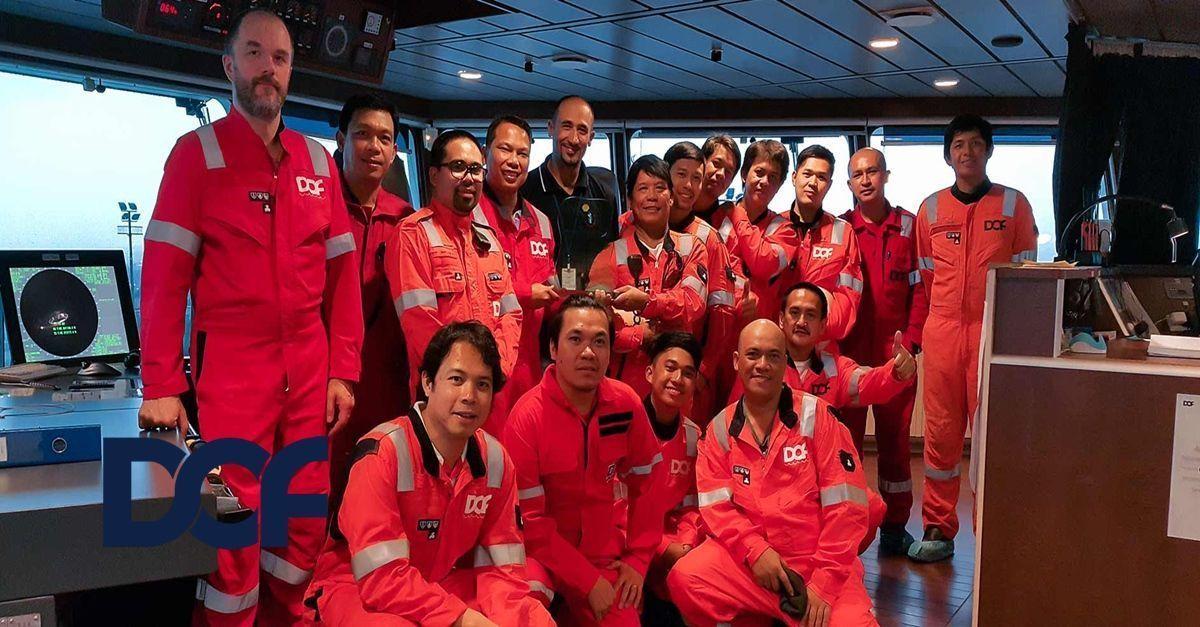 Eletricista, Operador de Guindaste, Cozinheiro e mais vagas de emprego para trabalhar offshore na DOF Subsea