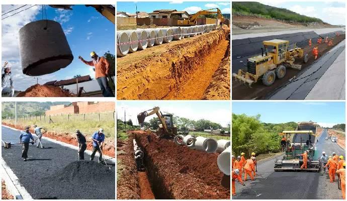 Governo do MS investe 181,2 milhões de reais para obras de infraestrutura na capital