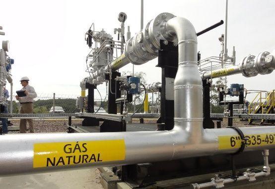 petrobras, gás natural