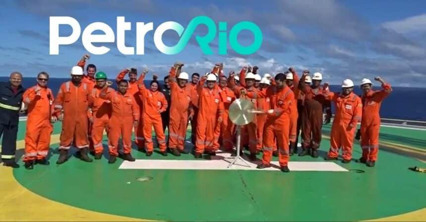 Soou o gongo no Campo de Polvo, na Bacia de Campos! PetroRio aumenta sua produção de petróleo em quase 30%