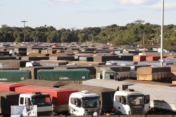 caminhões, transporte de cargas, coronavírus