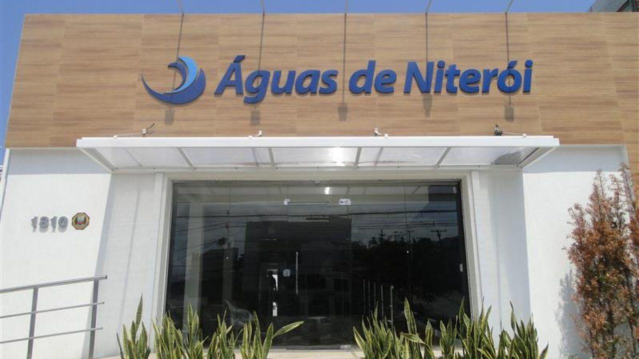 A empresa Águas de Niterói