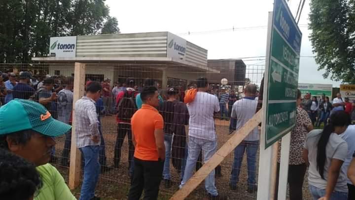 Usina Tonon Energia tem falência decretada. 600 trabalhadores da indústria perderão seu emprego