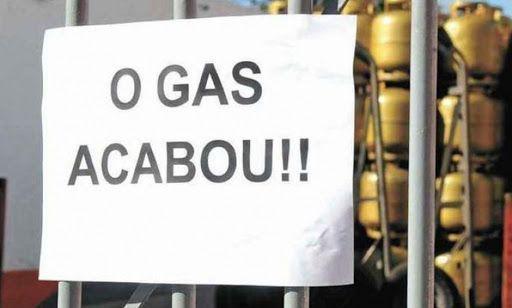"""Petrobras fará importação de Gás Liquefeito de Petróleo (GLP) devido a """"escassez pontual"""" causada pela grande procura das famílias"""