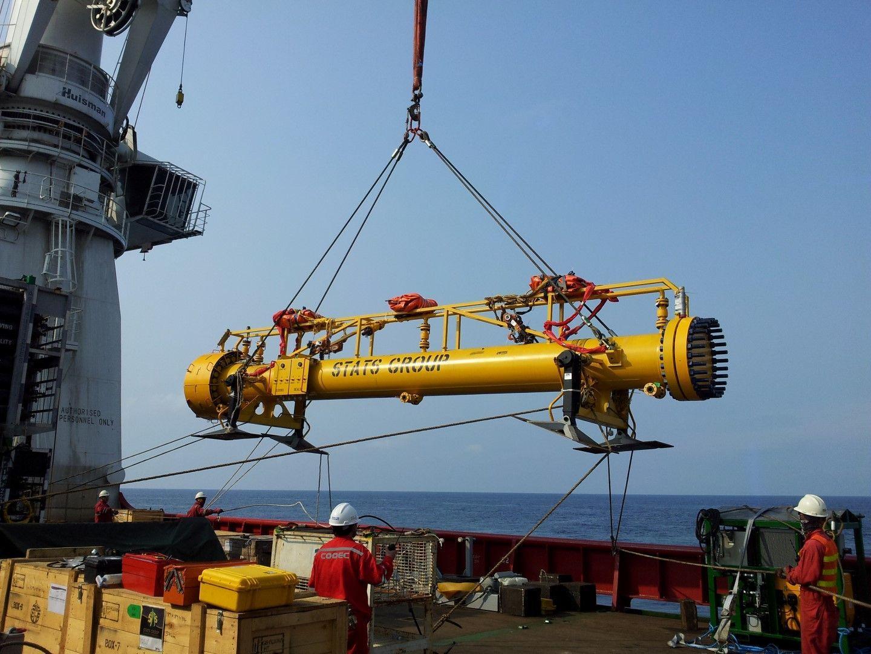 Emprego na função Operador de Guindaste III para projeto de óleo e gás temporário, neste dia 15 de abril