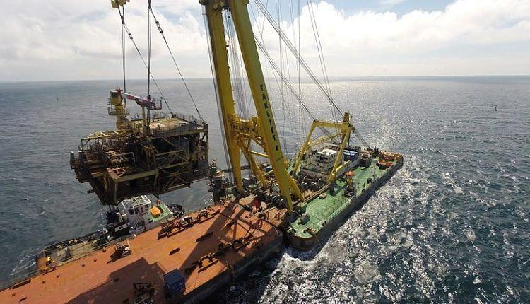 ANP Petróleo e Gás Descomissionamento Plataforma