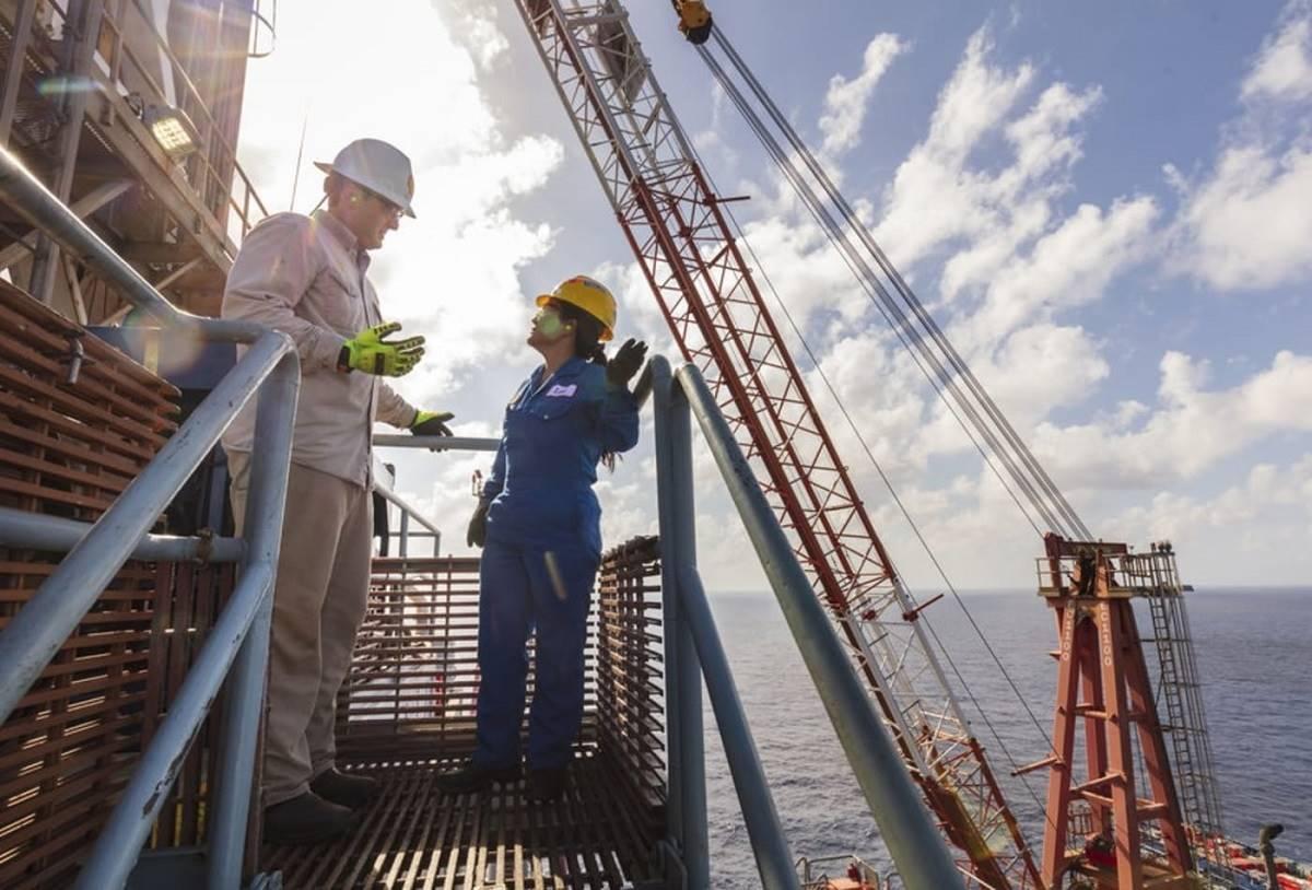 Engenheiro Rio de Janeiro óleo e gás petróleo