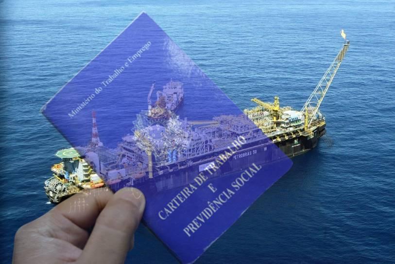 Macaé Elfe direitos trabalhistas offshore