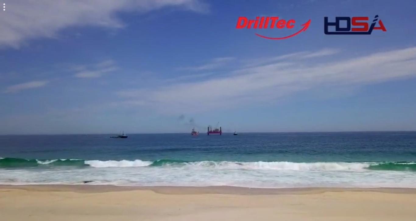 Petrobras rota 3 gasoduto DrillTec McDermott