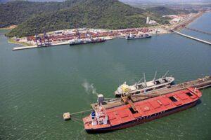 Porto de Itaguaí CDRJ COVID-19 PORTOS