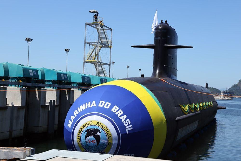 programa de submarinos da Marinha do Brasil
