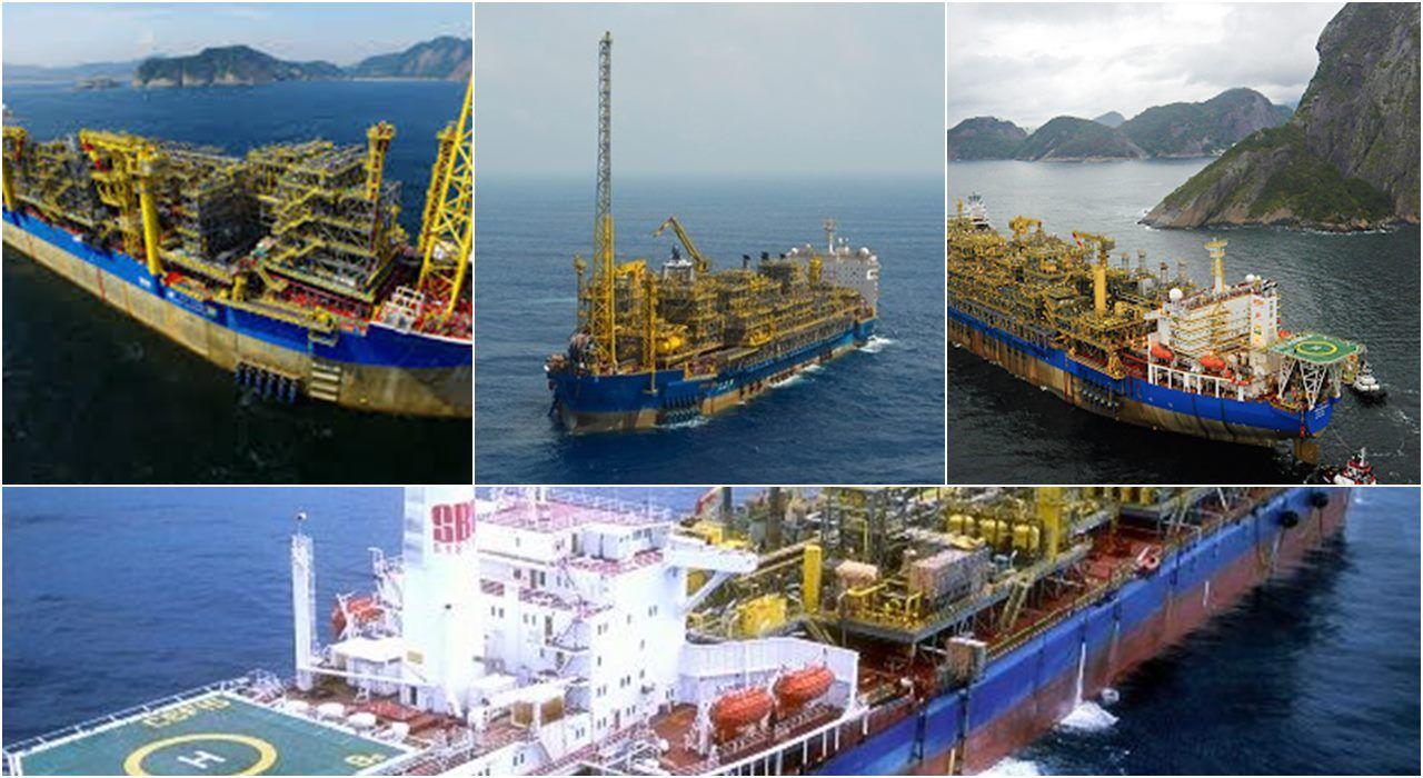 SBM Offshore Petróleo Petrobras Plataforma