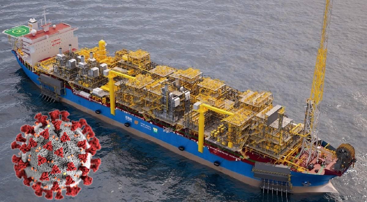 SBM offshore Petrobras covid-19