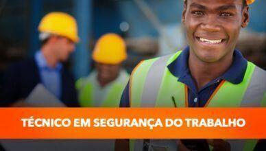 Recrutamento e seleção para Técnico em Segurança do Trabalho para trabalhar no Rio de Janeiro