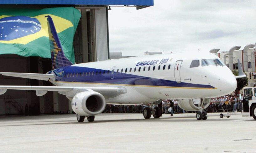 Projeto para reestatização da Embraer tramita no Senado
