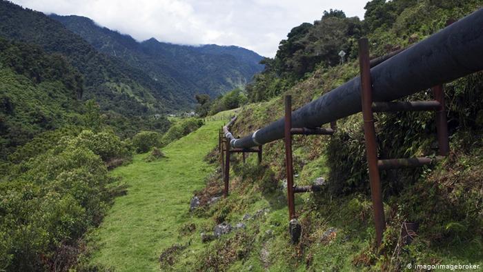 equador, ruptura oleoduto, amazônica