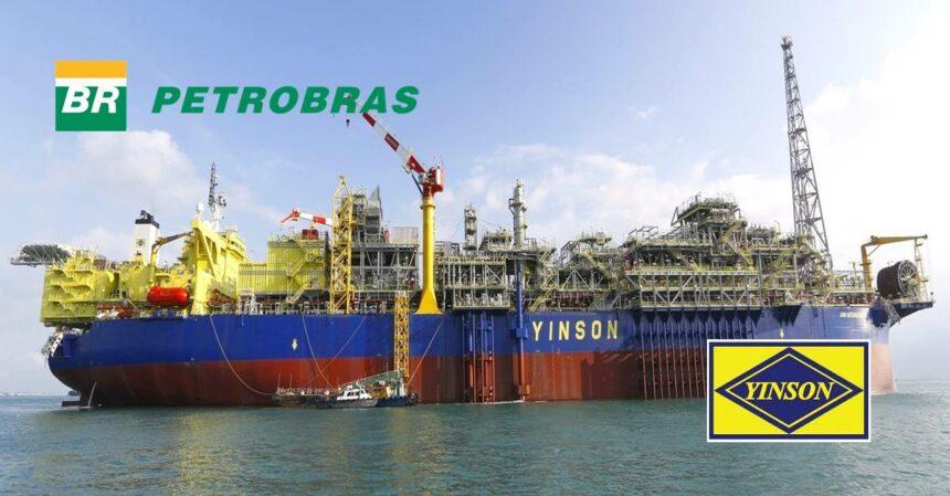 Sumitomo fecha parceria com a Yinson e adere projeto FPSO Marlim 2, na Bacia de Campos
