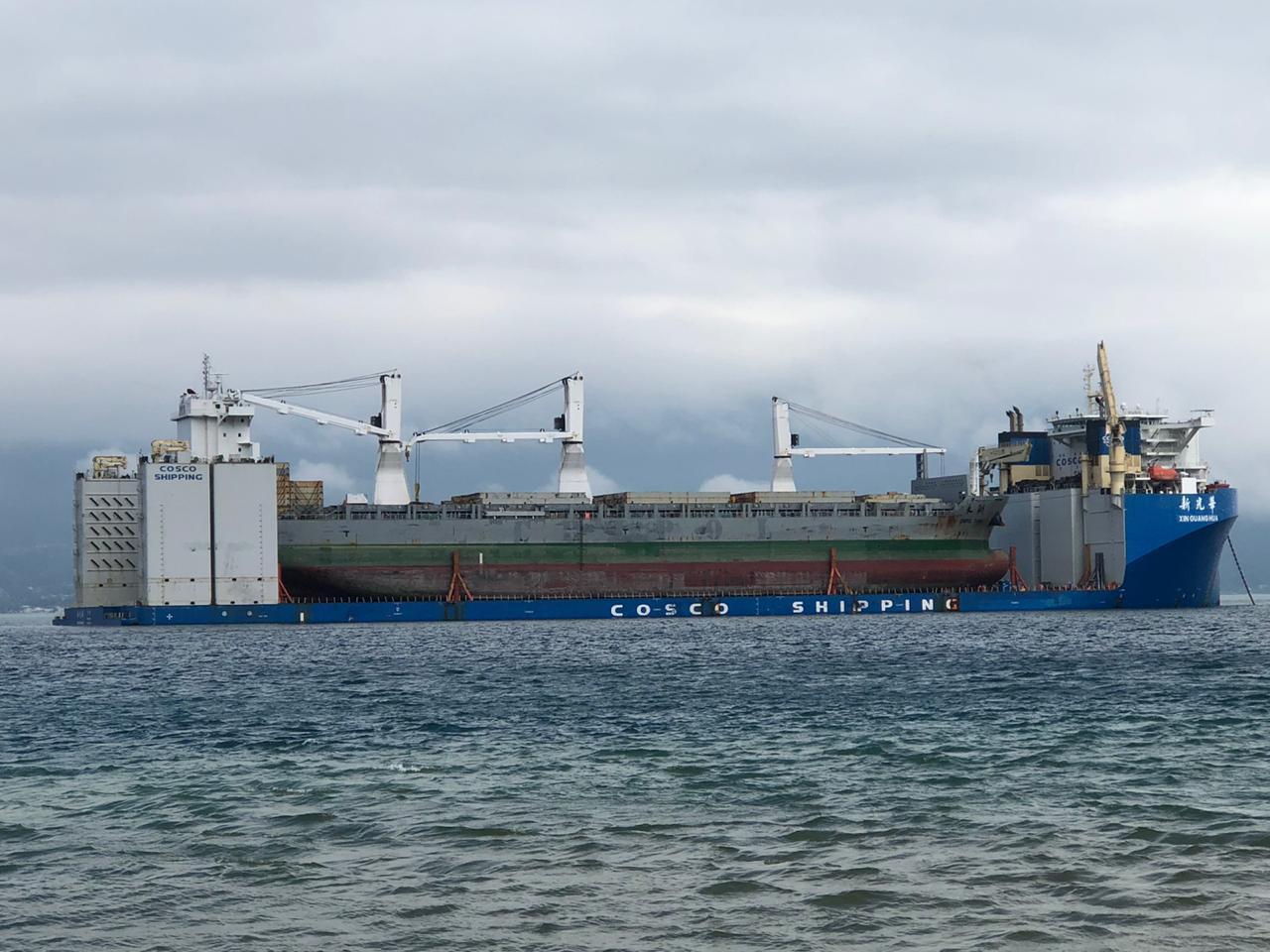 Contratos offshore em águas internacionais demanda vagas de emprego para marítimos, hoje 22 de maio
